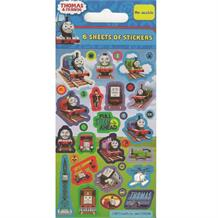 Thomas & Friends Party Bag Favour Sticker Sheets