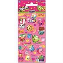 Shopkins Party Bag Favour Sticker Sheets