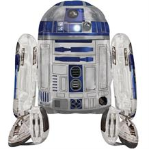 Star Wars R2-D2 3ft Giant Lifesize Helium Balloon