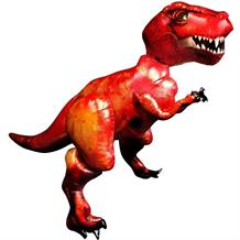 Dinosaur | T-Rex Giant 5ft Airwalker Helium Balloon