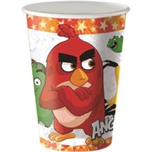 Angry Birds Red Movie Party Cups