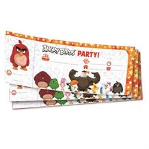Angry Birds Movie Party Invitations | Invites