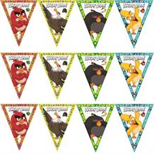 Angry Birds Movie Flag Banner | Bunting
