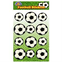 Football | Soccer Sticker Sheet Party Bag Filler | Favour