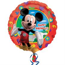 Mickey Mouse Happy Birthday Foil | Helium Balloon