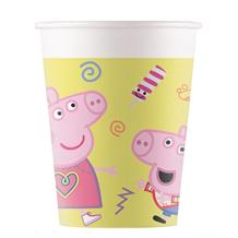Peppa Pig Treats Paper Party Cups 200ml