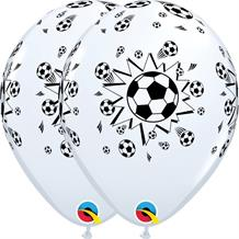 Football | Soccer Party Latex Balloons