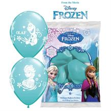 Disney Frozen Helium Quality Latex Party Balloons