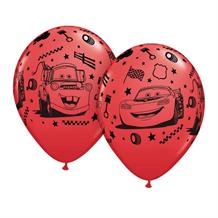 Disney Cars Helium Quality Latex Party Balloons