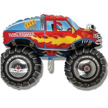 "Monster Truck Giant 30"" Foil 