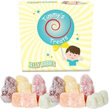 Timmy's Treats Jelly Babies Sweet Gift Box 125 grams