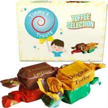 Timmy's Treats Toffee Selection Gift Box 150 grams