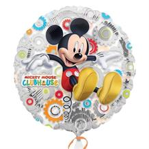 Mickey Mouse Silver Foil | Helium Balloon