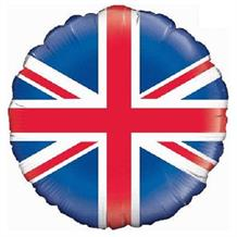 "Great Britain | Union Flag 18"" Foil 