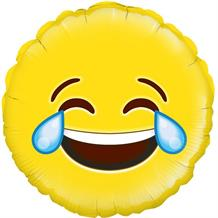 "LOL | Laugh Emoji 18"" Foil 