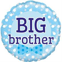 "Big Brother | Baby Shower 18"" Foil 