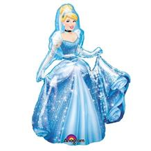 Cinderella 4ft Giant Lifesize Helium Balloon