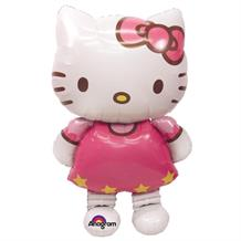 Hello Kitty 4ft Giant Lifesize Helium Balloon