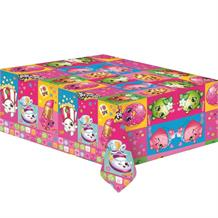 Shopkins Party Tablecover | Tablecloth
