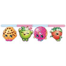 Shopkins Party Flag Banner | Bunting | Decoration