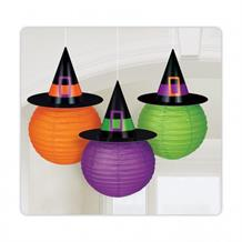 Witch Hat Lantern Party Hanging Decorations