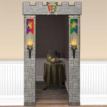 Medieval Thrones Deluxe Party Doorway Decoration