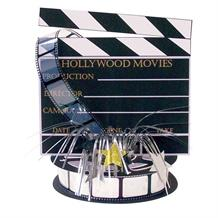 Hollywood Movie Clapper Cascade Table Centrepiece | Decoration