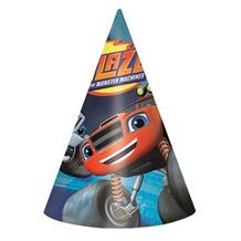 Blaze & the Monster Machines Party Favour Hats