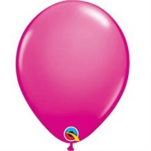 "Wild Berry 11"" Qualatex Helium Quality Decorator Latex Party Balloons"