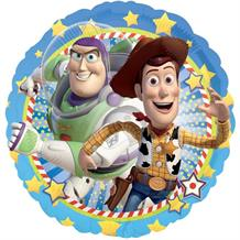 "Toy Story Star Power 18"" Foil 