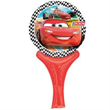 Disney Cars Lightning McQueen Party Bag Favour Balloon