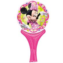 Minnie Mouse Party Bag Favour Balloon