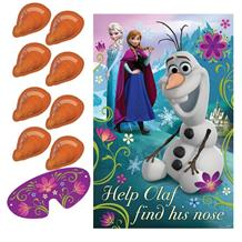 Disney Frozen | Help Olaf Find His Nose Party Game