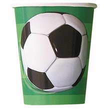 3D Soccer | Football Party Cups