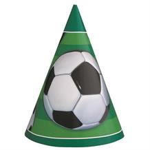 3D Soccer | Football Party Favour Hats