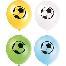 3D Soccer | Football Party Latex Balloons