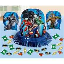 Justice League Table Decorating Kit | Confetti | Centrepiece