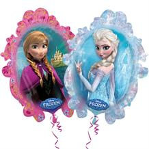 Disney Frozen Mirror Shaped Foil | Helium Balloon