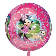 "Minnie Mouse 15"" Sphere Shaped Foil 