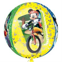 "Mickey Mouse 15"" Sphere Shaped Foil 