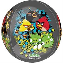 "Angry Birds 15"" Sphere Shaped Foil 