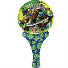 Ninja Turtles Party Bag Favour Balloon