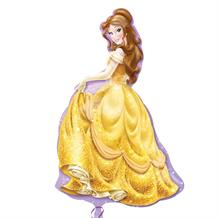 Princess Belle Shaped Foil | Helium Balloon