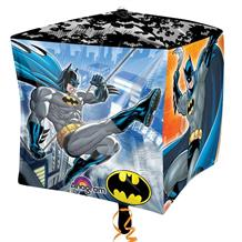 Batman Cubez 4 Sided Foil | Helium Balloon