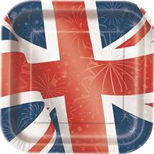 Great Britain | Union Jack Party Plates