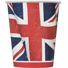 Union Jack | Great Britain Party Cups