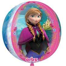 "Disney Frozen Anna | Elsa 15"" Sphere Shaped Foil 