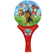 Paw Patrol Group Inflate a Fun Balloon