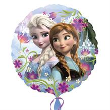 Disney Frozen Anna and Elsa Foil | Helium Balloon