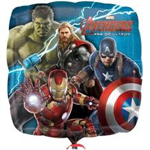 Marvel Avengers Age of Ultron Foil | Helium Balloon